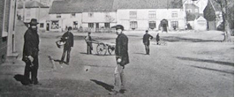 Historic image of the Green, Acle